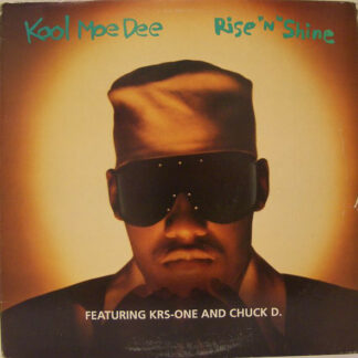 Kool Moe Dee Featuring KRS-One And Chuck D.* - Rise 'N' Shine (12