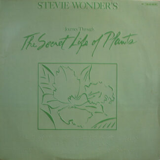 Stevie Wonder - Journey Through The Secret Life Of Plants (2xLP, Album)