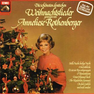 Anneliese Rothenberger - Die Schönsten Deutschen Weihnachtslieder (LP, Album)