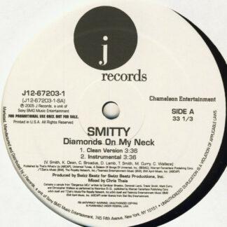 Smitty (7) - Diamonds On My Neck (12