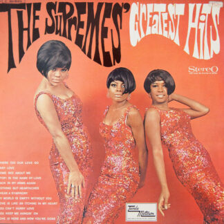 Diana Ross & The Supremes* - The Supremes' Greatest Hits (LP, Comp, RE)