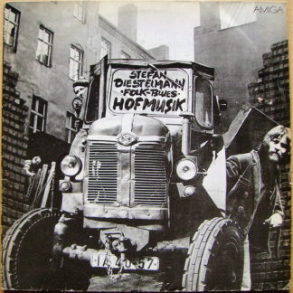 Stefan Diestelmann Folk Blues Band - Hofmusik (LP, Album, Red)