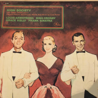 Various - High Society (Die Oberen Zehntausend) (Motion Picture Soundtrack) (LP, Club, RE)