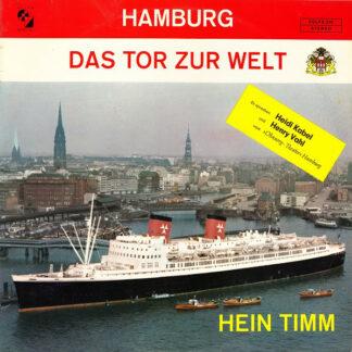 Hein Timm - Hamburg Das Tor Zur Welt (LP)