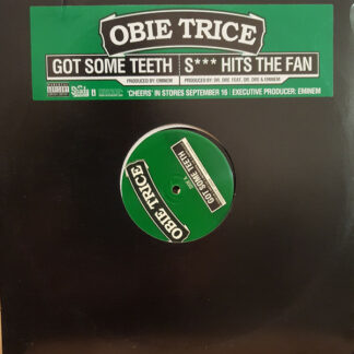 Obie Trice - Got Some Teeth / S*** Hits The Fan (12