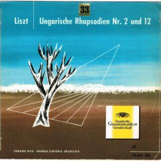 Franz Liszt – Edmund Nick · Bavaria Sinfonie-Orchester* - Ungarische Rhapsodien Nr. 2 Und 12 (7
