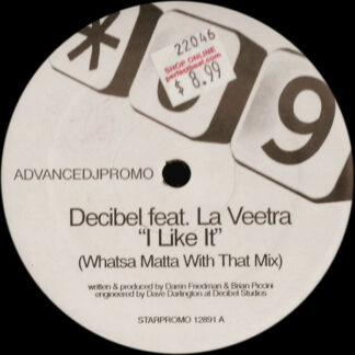 Decibel Feat. La Veetra - I Like It (12