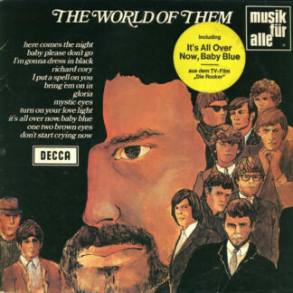 Them (3) - The World Of Them (LP, Comp)