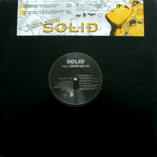 Solid - Fall Down On Me (New Mixes) (12