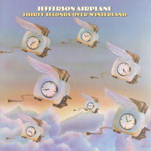 Jefferson Airplane - Thirty Seconds Over Winterland (LP, Album, Gat)