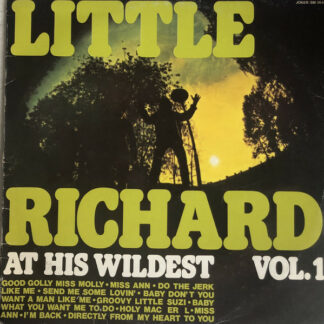 Little Richard - At His Wildest Vol. 1 (LP, Album, RE)