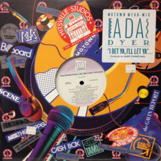 Ada Dyer - I Bet Ya, I'll Let Ya (12