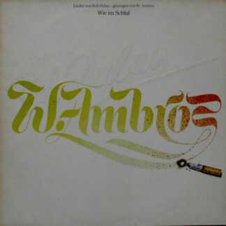 W. Ambros* - Wie Im Schlaf (LP, Album)