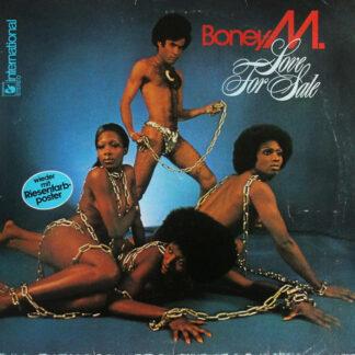 Boney M. - Love For Sale  (LP, Album)