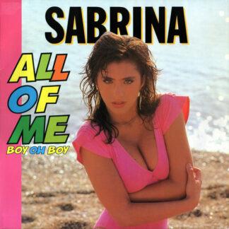 Sabrina - All Of Me (Boy Oh Boy) (12