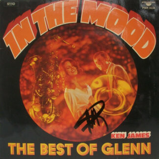 Ken James And His Orchestra* - In The Mood - The Best Of Glenn (LP, Album)