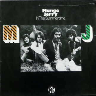 Mungo Jerry - In The Summertime (LP, Album, Club)
