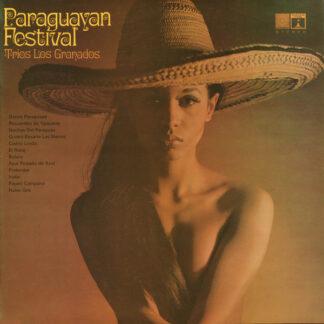 Trios Los Granados - Paraguayan Festival (LP)