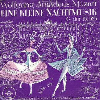 Wolfgang Amadeus Mozart - Eine Kleine Nachtmusik (G-dur K.V. 525) (7