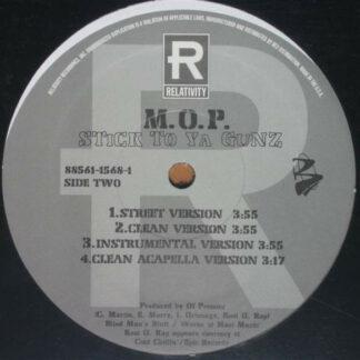 M.O.P. - Dead & Gone / Stick To Ya Gunz (12