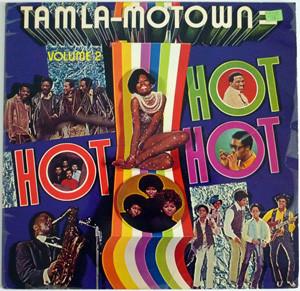 Various - Tamla Motown Is Hot, Hot, Hot - Volume 2 (LP, Comp, Gat)