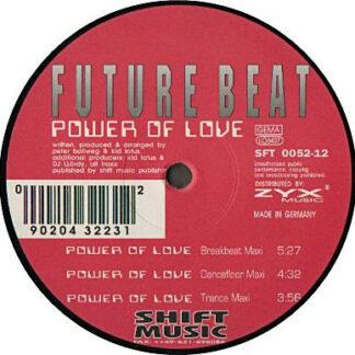 Future Beat - Power Of Love (12