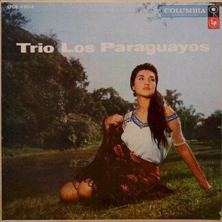 Trio Los Paraguayos - Trio Los Paraguayos (LP, Mono)