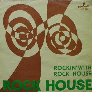 Rock House (2) - Rockin' With Rock House (LP, Blu)