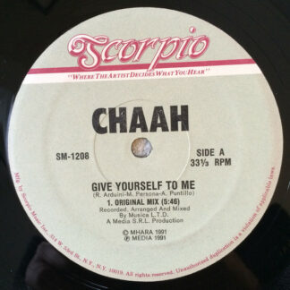 Chaah (2) - Give Yourself To Me (12