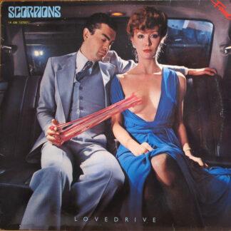 Scorpions - Lovedrive (LP, Album, RE)