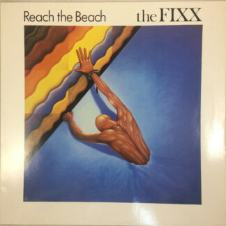 The Fixx - Reach The Beach (LP, Album, RE)