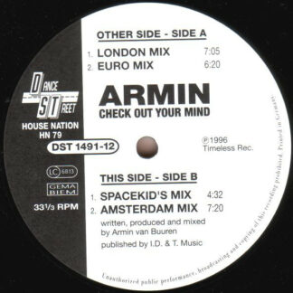 Armin* - Check Out Your Mind (Remixes) (12