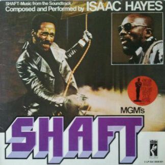 Isaac Hayes - Shaft (2xLP, Album, Gat)