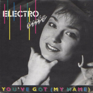 Electro Cute - You've Got (My Name) (7