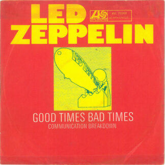 Led Zeppelin - Good Times Bad Times (7