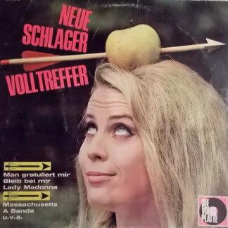 Various - Neue Schlager Volltreffer (LP, Comp)