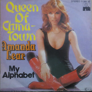 Amanda Lear - Queen Of China-Town (7