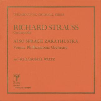 Richard Strauss - Strauss Conducts Strauss (LP, Album)