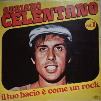 Adriano Celentano - Il Tuo Bacio É Come Un Rock Vol. 1 (LP, Comp)
