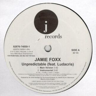 Jamie Foxx Feat. Ludacris - Unpredictable (12