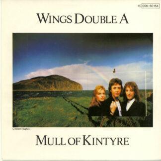 Wings (2) - Mull Of Kintyre / Girls' School (7