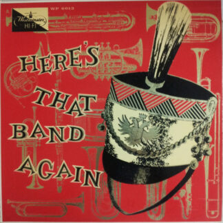 Deutschmeister Band* - Here's That Band Again (LP)