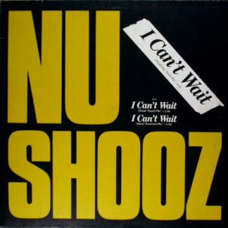 Nu Shooz - I Can't Wait (Vocal/Long
