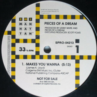Pieces Of A Dream - Makes You Wanna (12