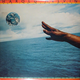 Harold Melvin And The Blue Notes - Reaching For The World (LP, Album)