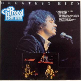 Procol Harum - Greatest Hits Vol 1 (LP, Comp)