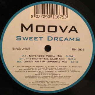 Moova - Sweet Dreams (12