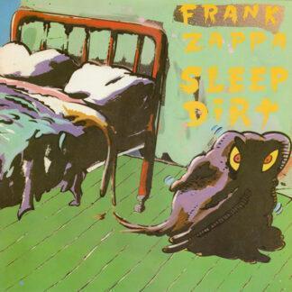 Frank Zappa - Sleep Dirt (LP, Album)