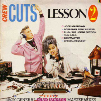Various - Crew Cuts Lesson 2 (LP, Mixed)