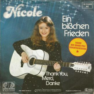Nicole (2) - Ein Bißchen Frieden (7